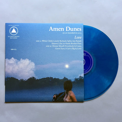Love (Transparent Blue Vinyl)