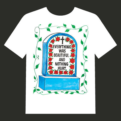 "Cevallos brothers ""Everything Was Beautiful"" Vonnegut Shirt"