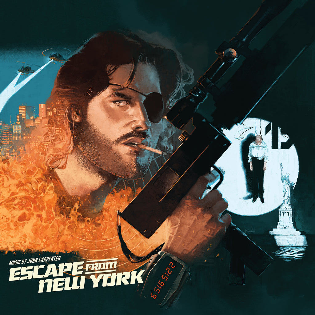 Escape from New York: Expanded Original Motion Picture Score