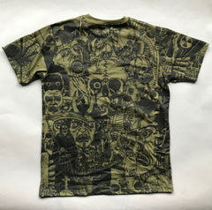 Alex Heir All-Over Print T-Shirt