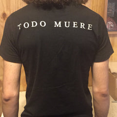 Todo Muere Pocket Style T-Shirt