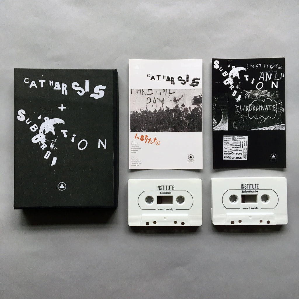Catharsis and Subordination (Deluxe Tape Set)