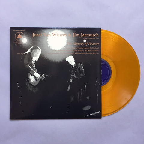 The Mystery of Heaven (Gold Vinyl)