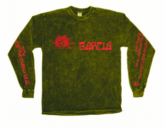Jerry Garcia long sleeve shirt