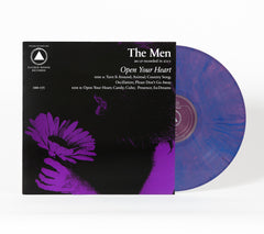 Open Your Heart (Purple Vinyl)