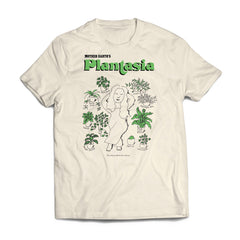"Plantasia ""Woman With Her Plants"" T-Shirt"