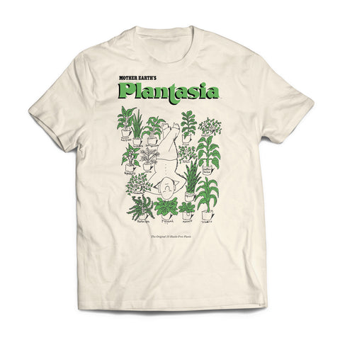 "Plantasia ""Man With His Plants"" T-Shirt"