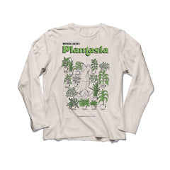 "Plantasia ""Man With His Plants"" Longsleeve Tee"
