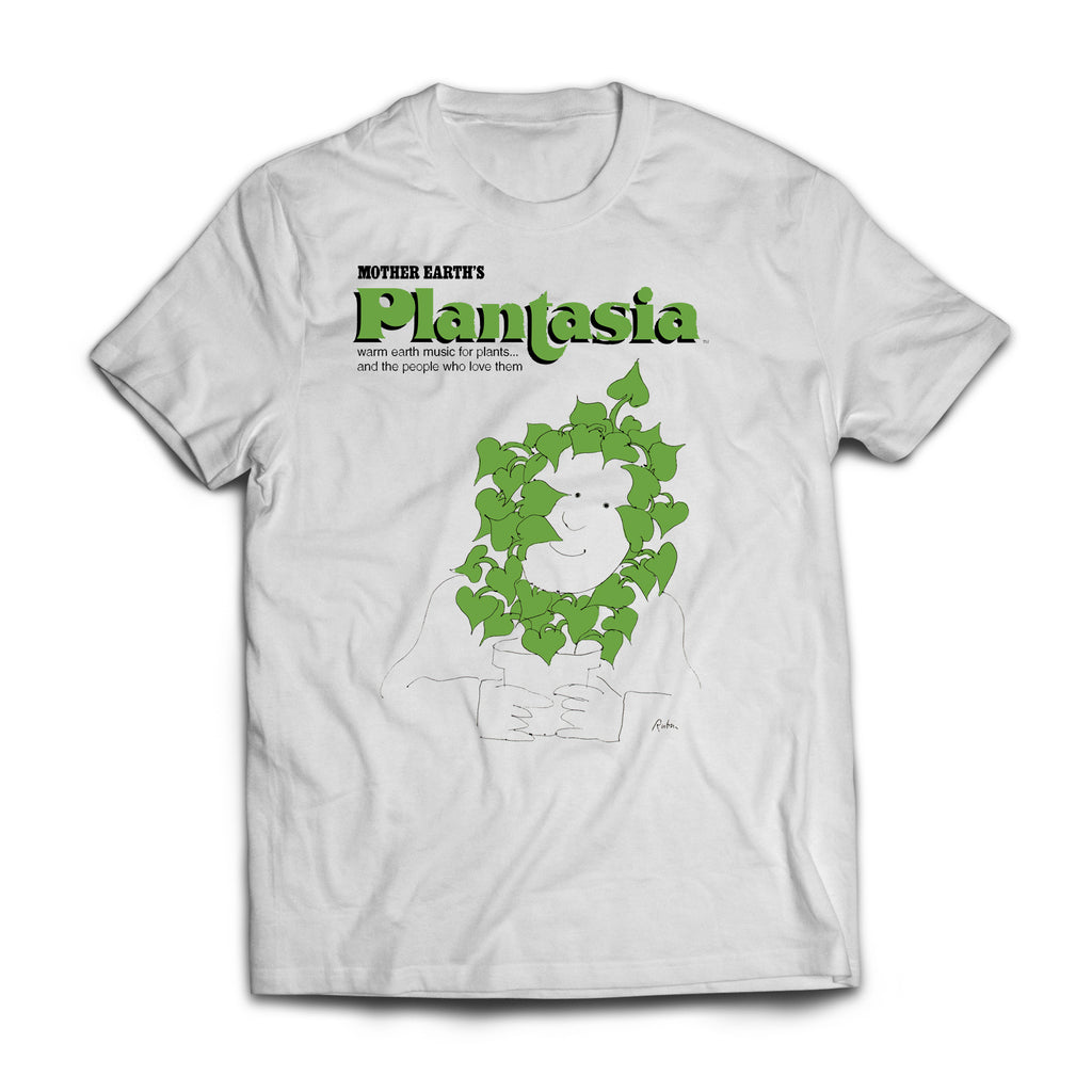 "Mort Garson: Plantasia ""Plant Crown"" T-Shirt"