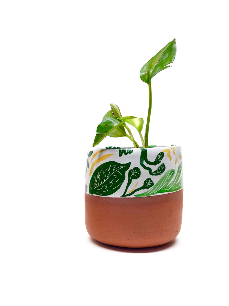 """Plant Vibrations"" Plantasia Planter"