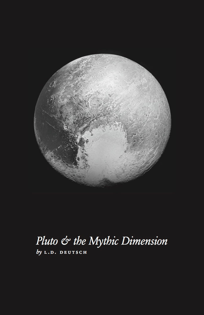 Pluto & the Mythic Dimension