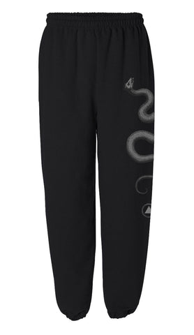 Snake Logo Sweatpants