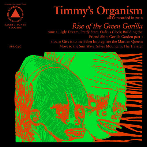 Rise of the Green Gorilla