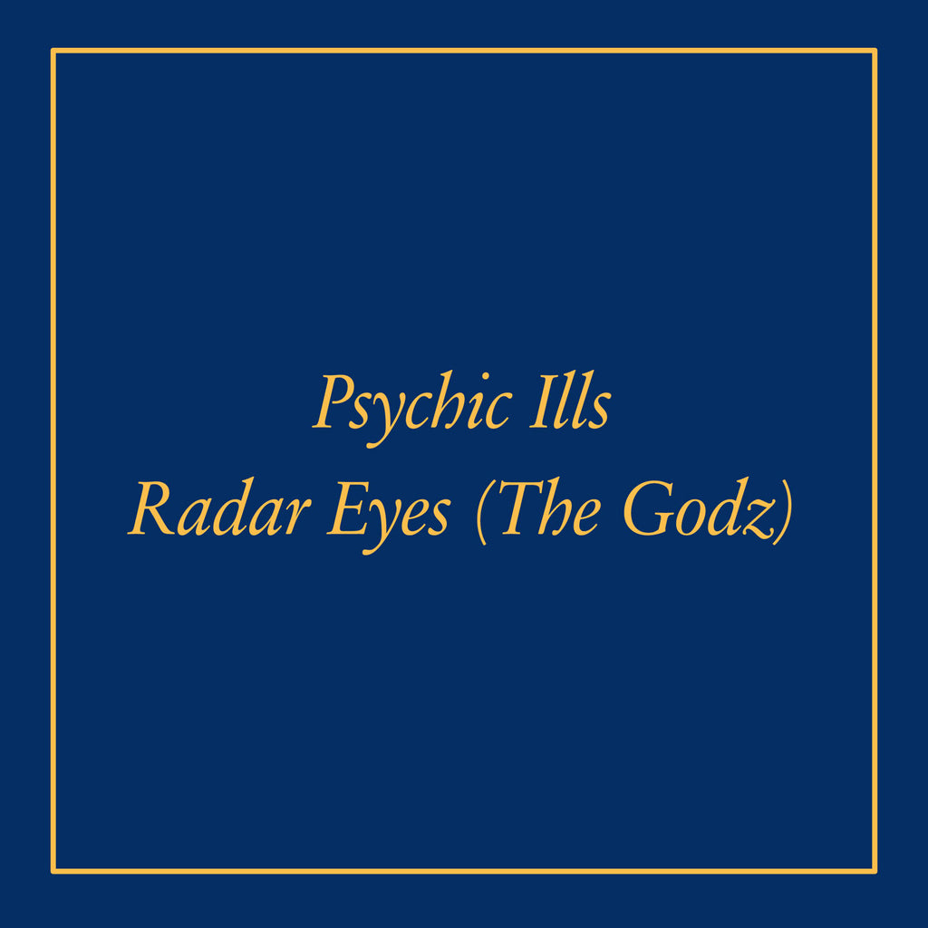 Radar Eyes b/w Cosmic Michael Theme