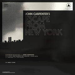Halloween b/w Escape From New York 12""