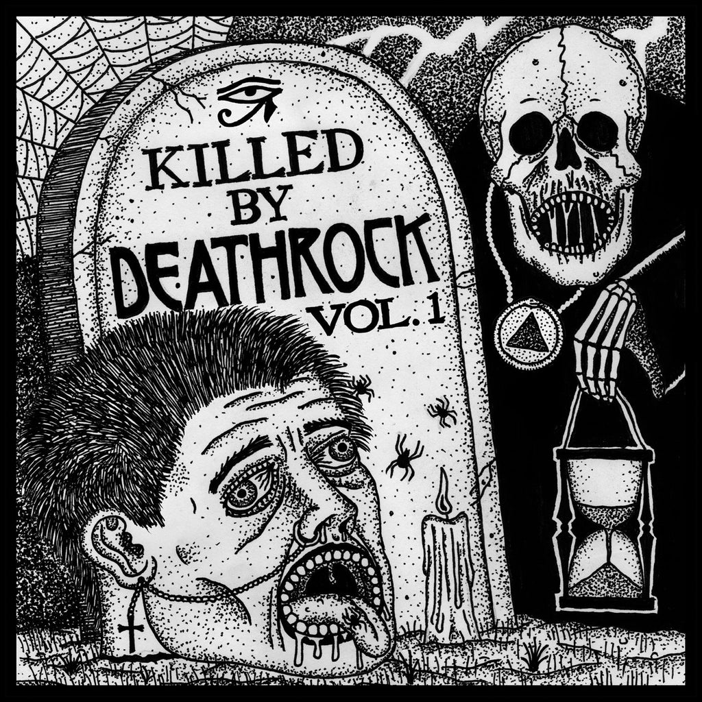 Killed by Deathrock, Vol. 1