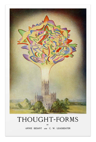 Thought Forms Poster