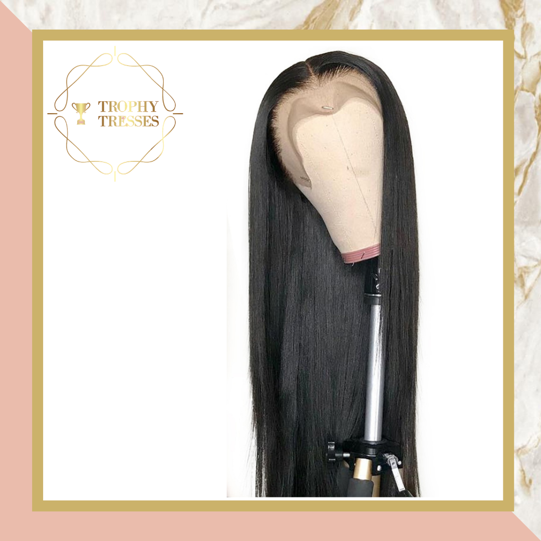 Stunning Silky Straight Full Lace Wig
