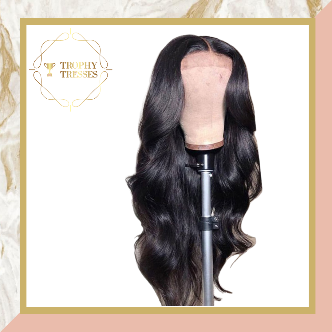 Bold Body Wave Full Lace Wig