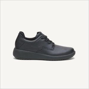 Side view of CAT ProRush SR+ Oxford in black