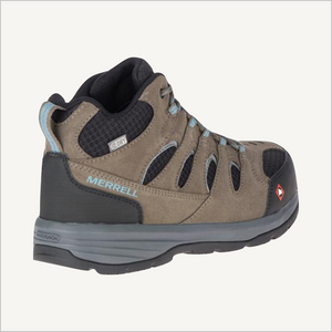 Merrell Work Windoc Mid Steel Toe Waterproof