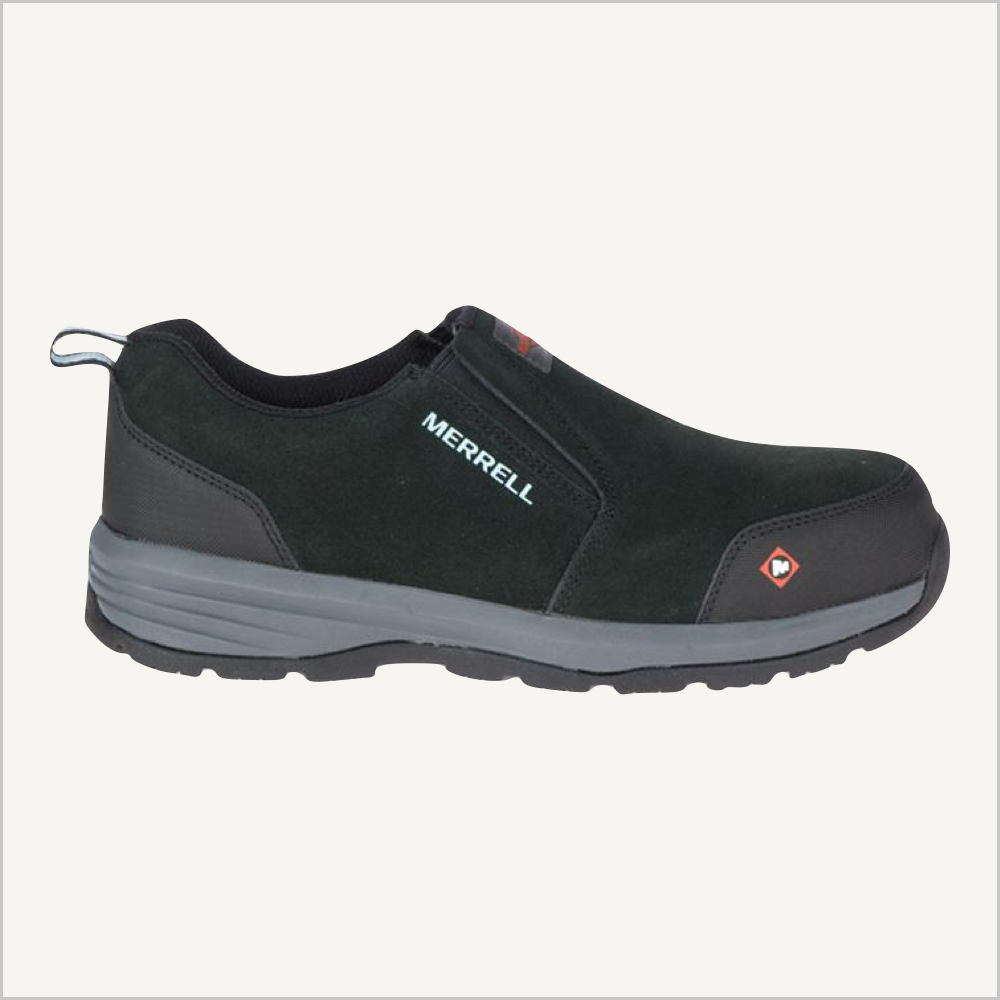 Merrell Work Windoc Moc Steel Toe