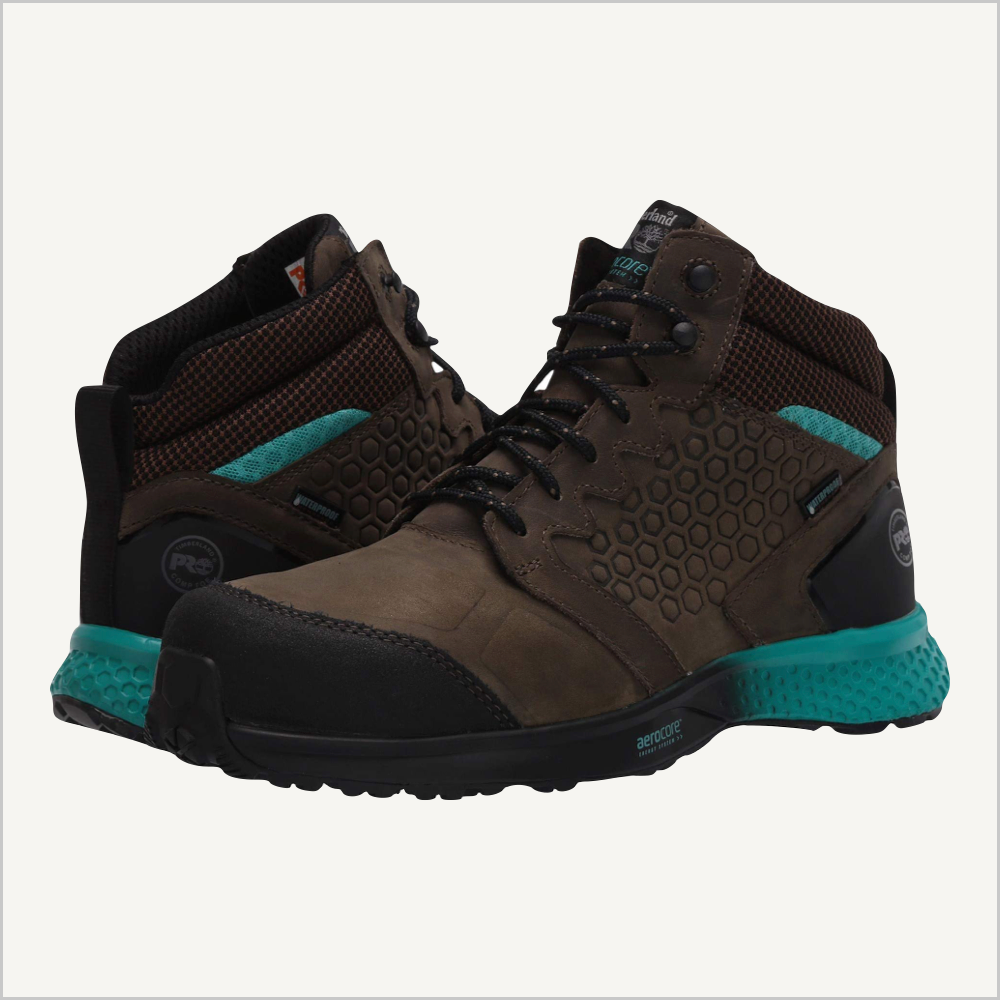 Timberland PRO® Reaxion Mid Comp Toe WP
