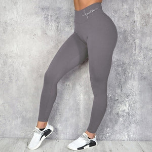 High Waist Women's  Fitness Leggings