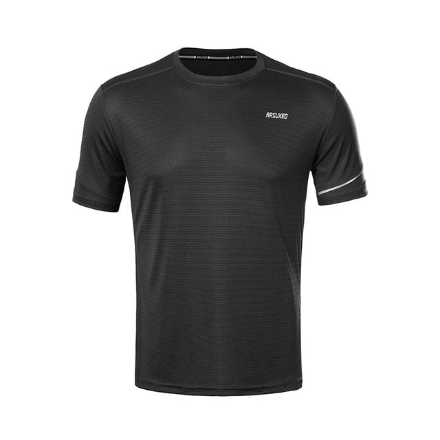 Reflective Quick Dry  T Shirt