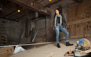 Juno Jones Stylish Safety Boot Company for women in STEM careers