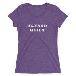 """Hazard Girls"" Vintage Tee"
