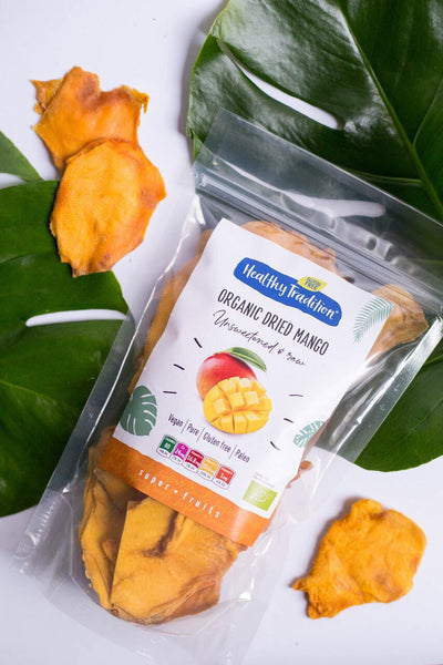 How to choose dried organic mango?