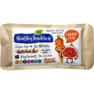 Nutrition Bar Carrot&Fig