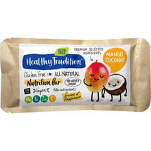 Load image into Gallery viewer, Nutrition Bar Mango&Coconut