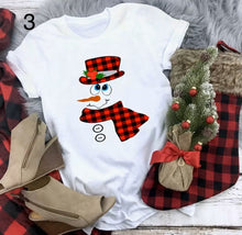 Load image into Gallery viewer, Limited Edition Zuri Olivia Christmas Tee