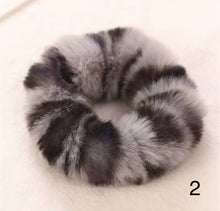 Load image into Gallery viewer, Fur Winter Scrunchies