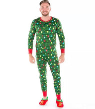 Load image into Gallery viewer, Christmas Lights PJs