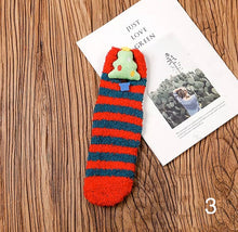 Load image into Gallery viewer, 3D Christmas Fuzzy Socks
