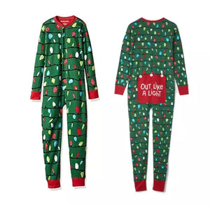 Christmas Lights PJs