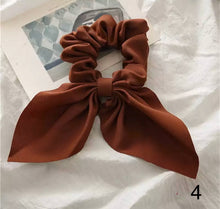 Load image into Gallery viewer, Bow Tie Scrunchie