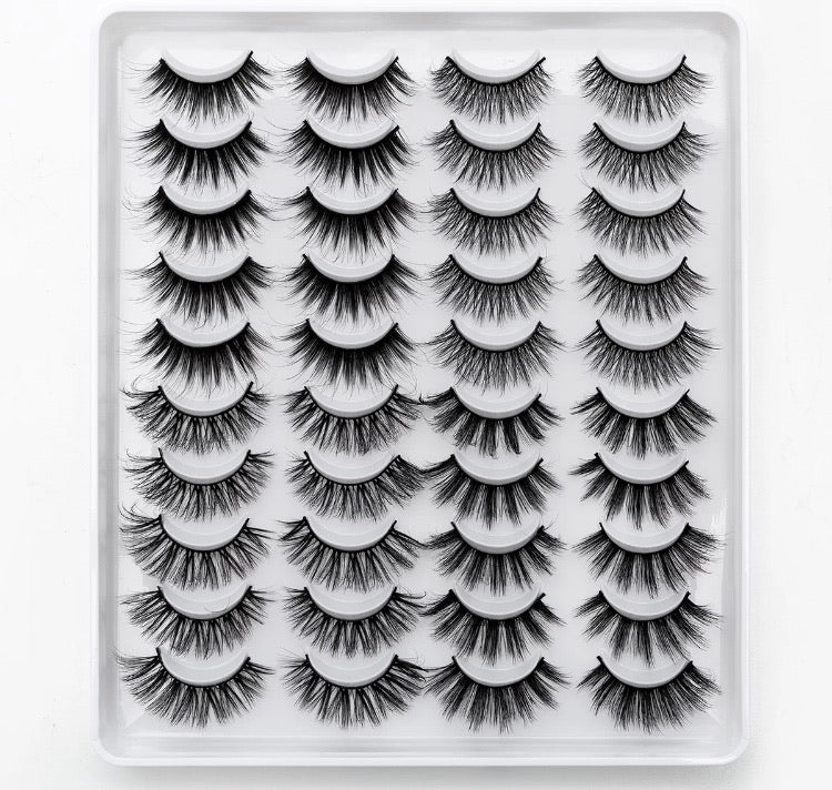 Deluxe Exclusive Winter 2019 Lash Bundle of 20