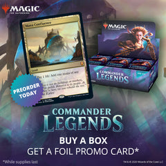 Commander Legends is Coming!