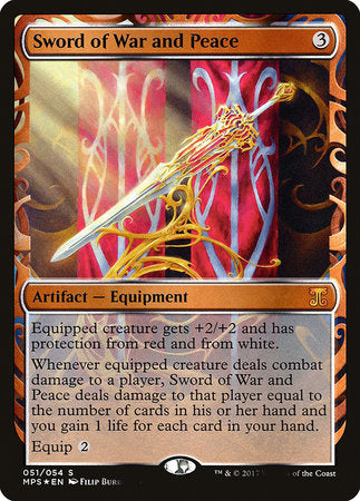 Sword of War and Peace [Kaladesh Inventions] | Games King Store
