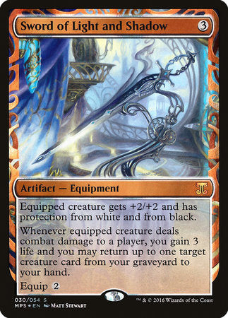 Sword of Light and Shadow [Kaladesh Inventions] | Games King Store