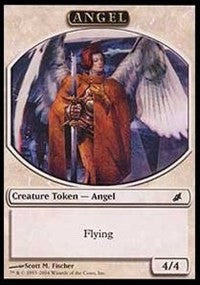 Angel Token [Magic Player Rewards 2004] | Games King Store