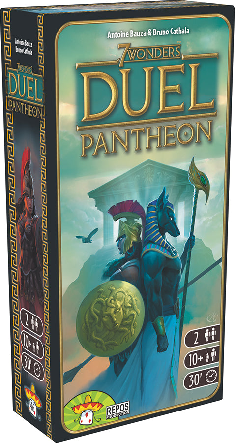 7 Wonders: Duel - Pantheon Expansion | Games King Store