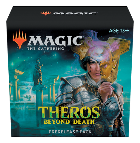Theros Beyond Death Prerelease Friday at 6pm ticket