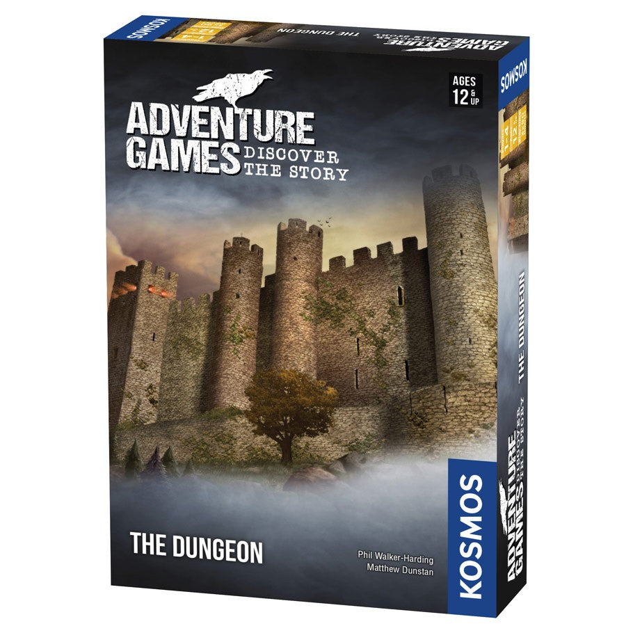 Adventure Games: The Dungeon | Games King Store