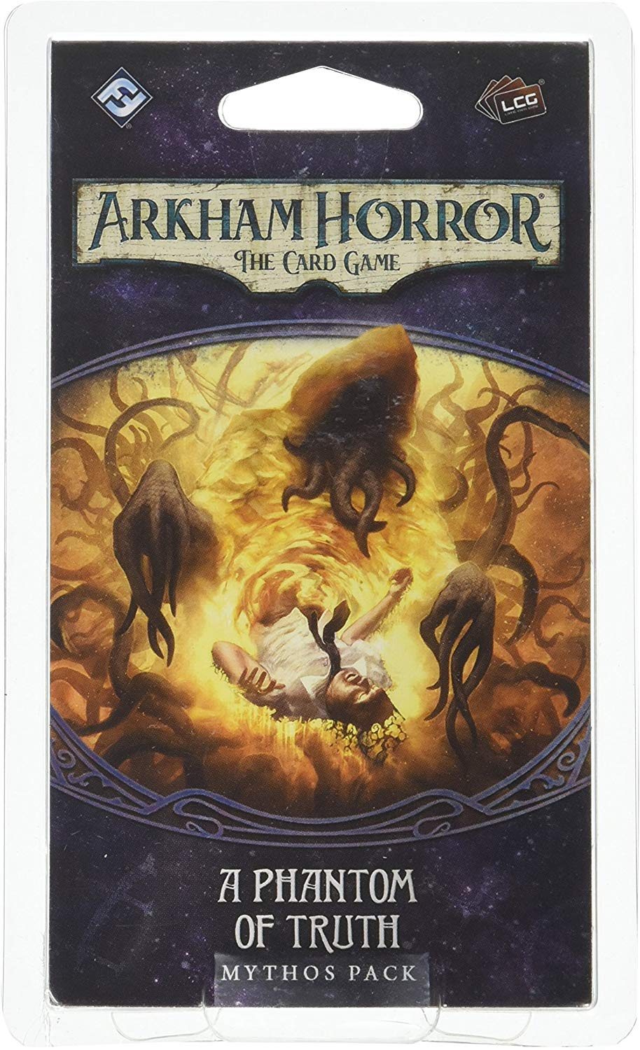 Arkham Horror LCG: A Phantom of Truth Mythos Pack | Games King Store