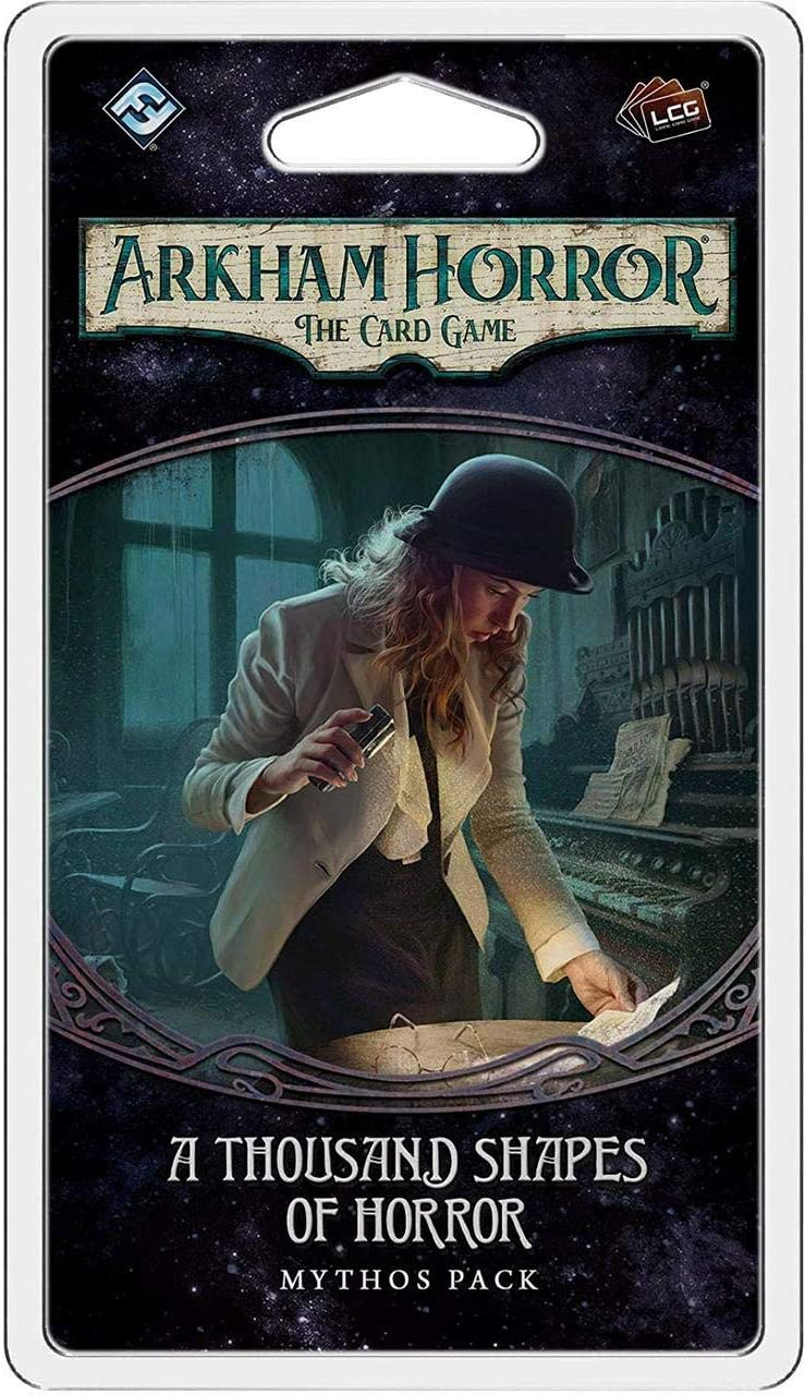 Arkham Horror LCG: A Thousand Shapes of Horror Mythos Pack | Games King Store